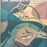 Jacques Nam, couverture de La Baïonnette, n°112, 23 août 1917, collection particulière — © Adagp, Paris 2013